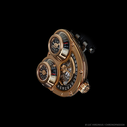 MB&F - Horological Machine No3 Starcruiser