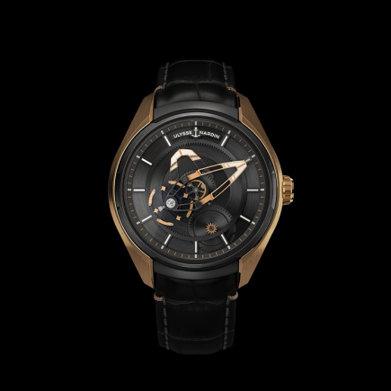 Ulysse Nardin - Ulysse Nardin Freak X Or rose 2305-270/02 - Freak collection