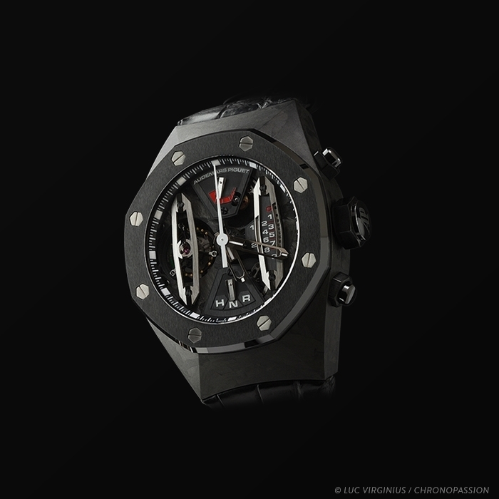Audemars Piguet - Royal Oak Concept Carbone
