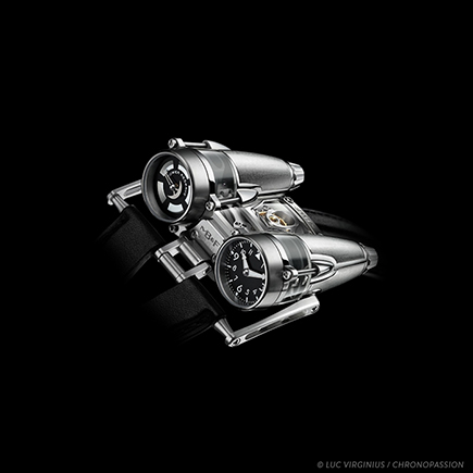MB&F - Horological Machine No4