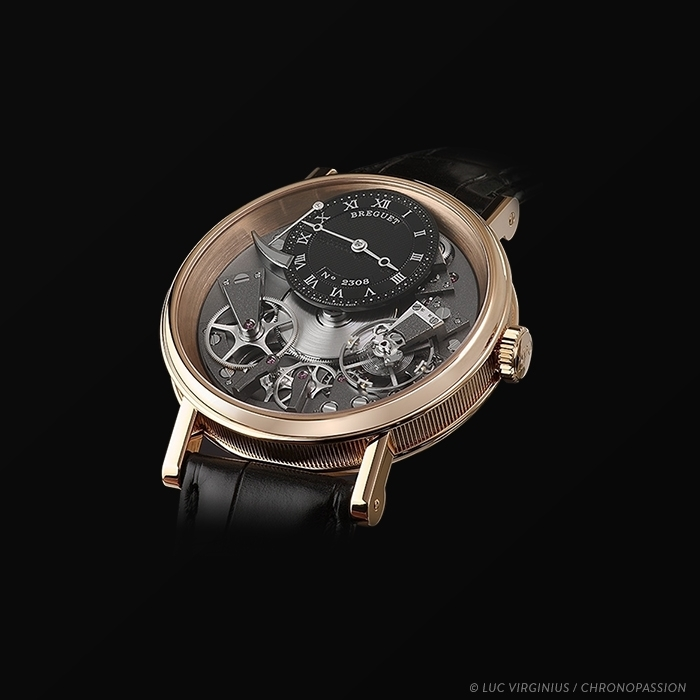 breguet - Tradition 7057 BR en or rouge
