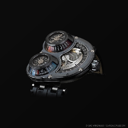 MB&F - Horological Machine No3 ReBel N°18/18