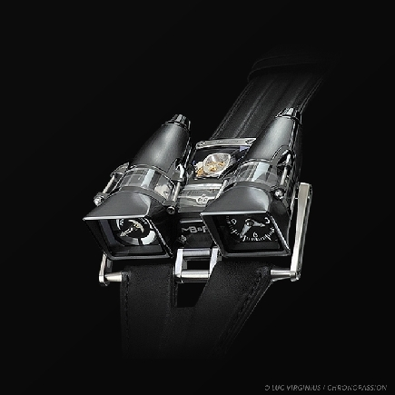 MB&F - Horological Machine 4 Final Edition