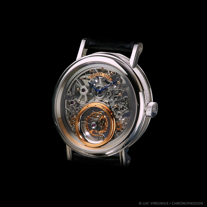 breguet - Tourbillon Messidor