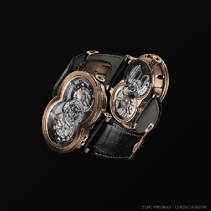 MB&F - Horological Machine No1 Or rose HM1-RS