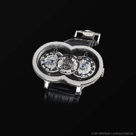 MB&F - Horological Machine No1 Titane Grade 5