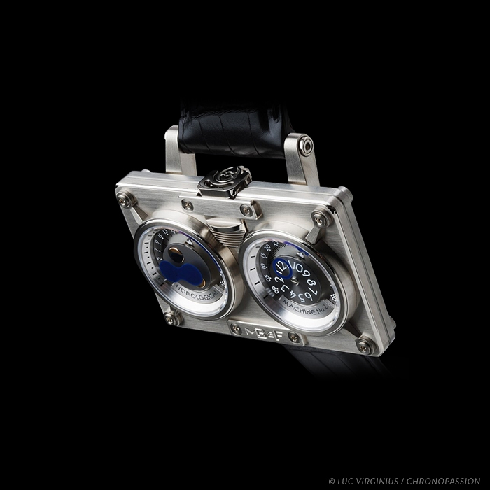 MB&F - MB&F Horological Machine No2