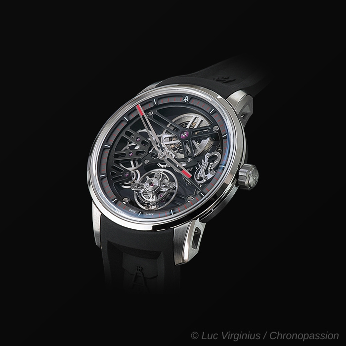 Angelus - Angelus U40 Racing Tourbillon Squelette