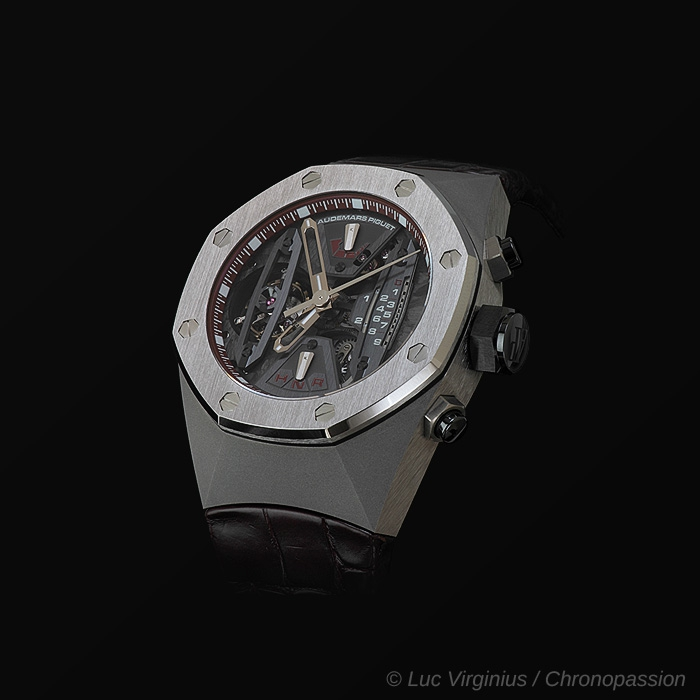 Audemars Piguet - ROYAL OAK CONCEPT TOURBILLON CHRONOGRAPHE