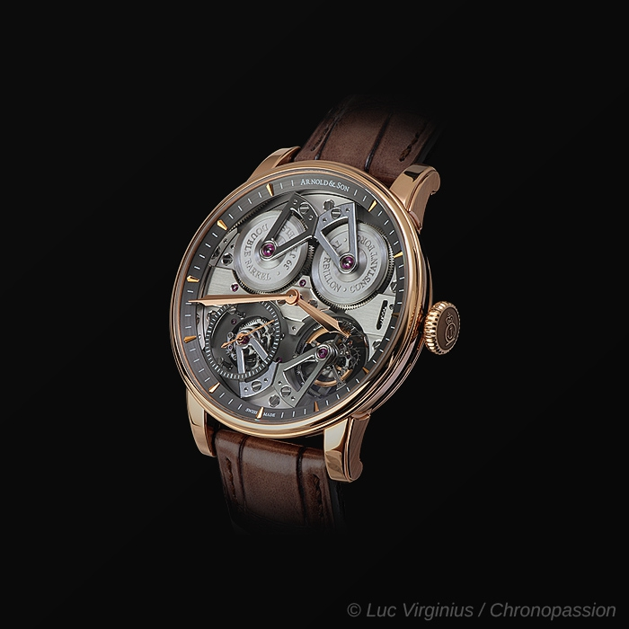 Arnold & Son - ARNOLD & SON CONSTANT FORCE TOURBILLON