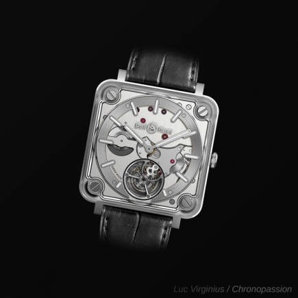Bell & Ross - BR‑X2 TOURBILLON MICRO-ROTOR