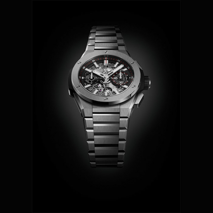 hublot - HUBLOT BIG BANG INTEGRAL TITANE 451.NX.1170.NX