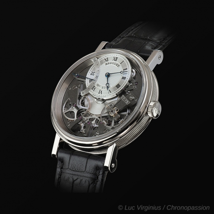 breguet - Tradition Seconde retrograde 7097B