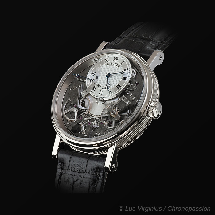 breguet - Tradition Seconde retrograde