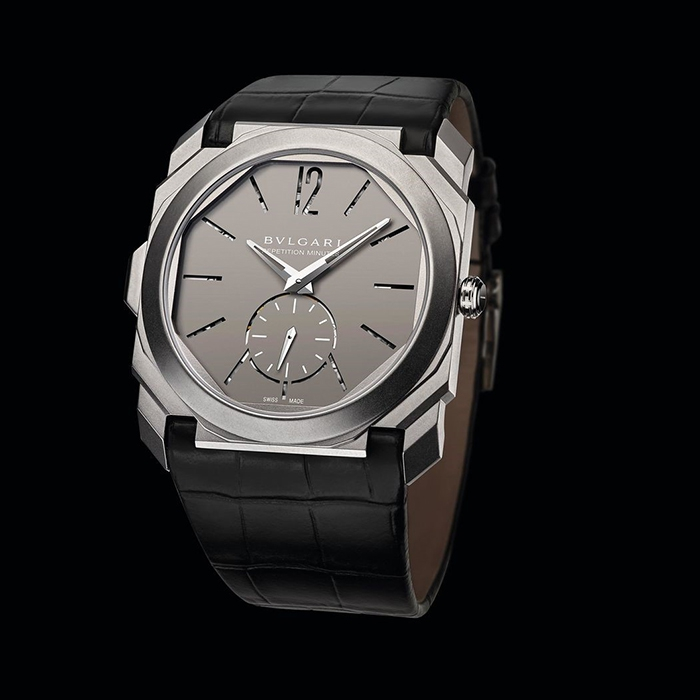 Bulgari - Octo Finissimo Repetition Minute Titane