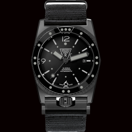 ZRC - ZRC MARINE NATIONALE BLACK GF 40178