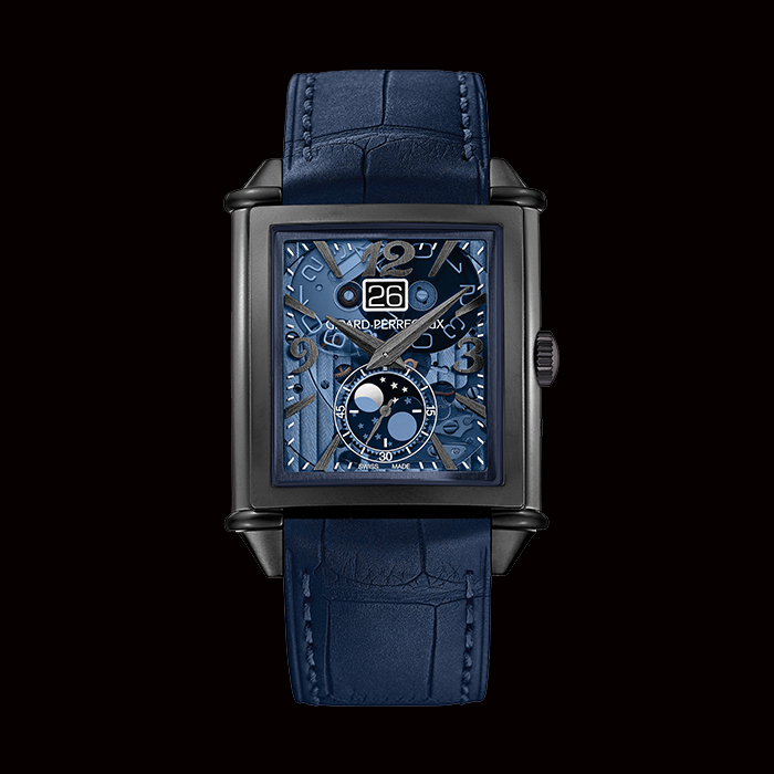 girard perregaux - VINTAGE 1945 EARTH TO SKY EDITION 25882-21-423-BB4A