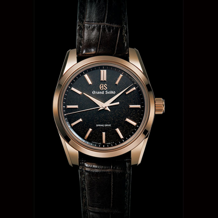 Grand Seiko - Grand Seiko 8 jours Or rose Grand Heritage SBGD202