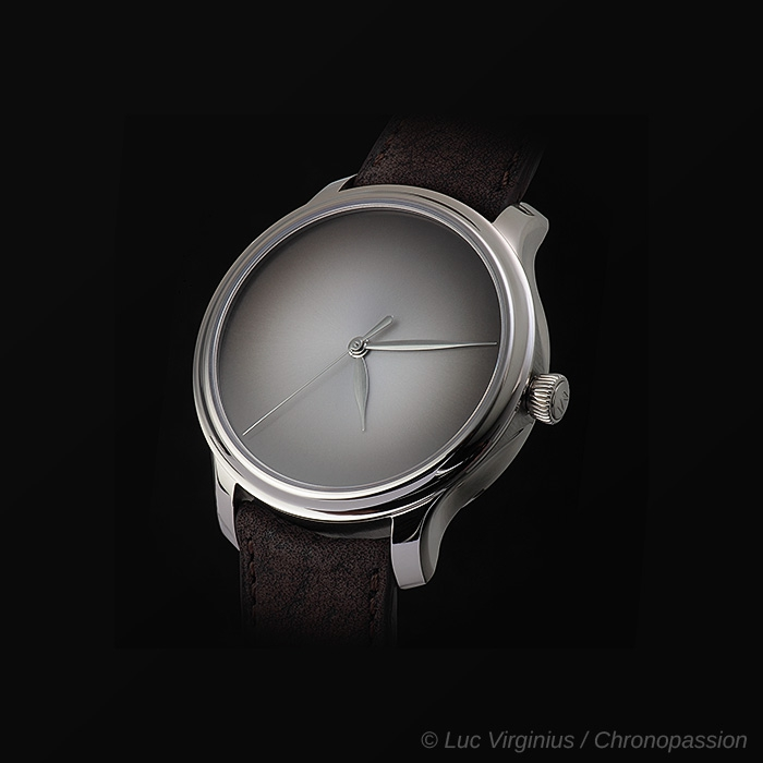 H Moser & Cie - H.MOSER Concept grise