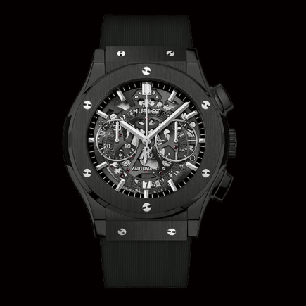 hublot - Hublot CLASSIC FUSION AEROFUSION BLACK MAGIC 45 mm 525.CM.0170.RX