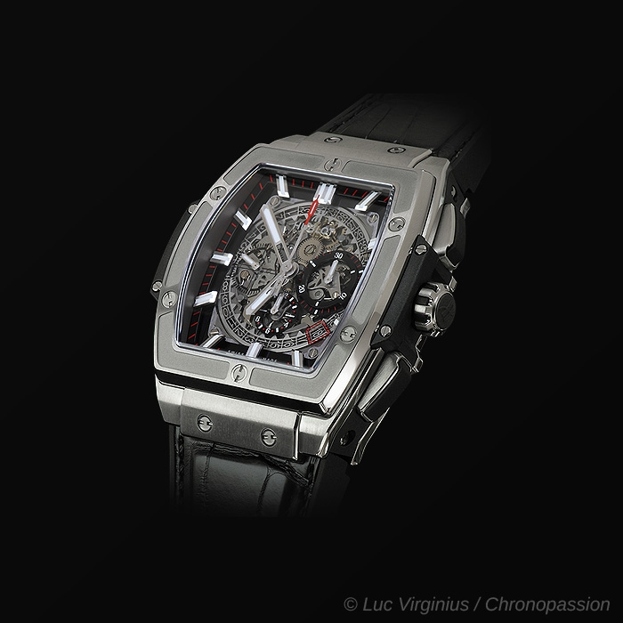 hublot - Hublot Spirit of Big Bang titane  601.NX.0173.LR