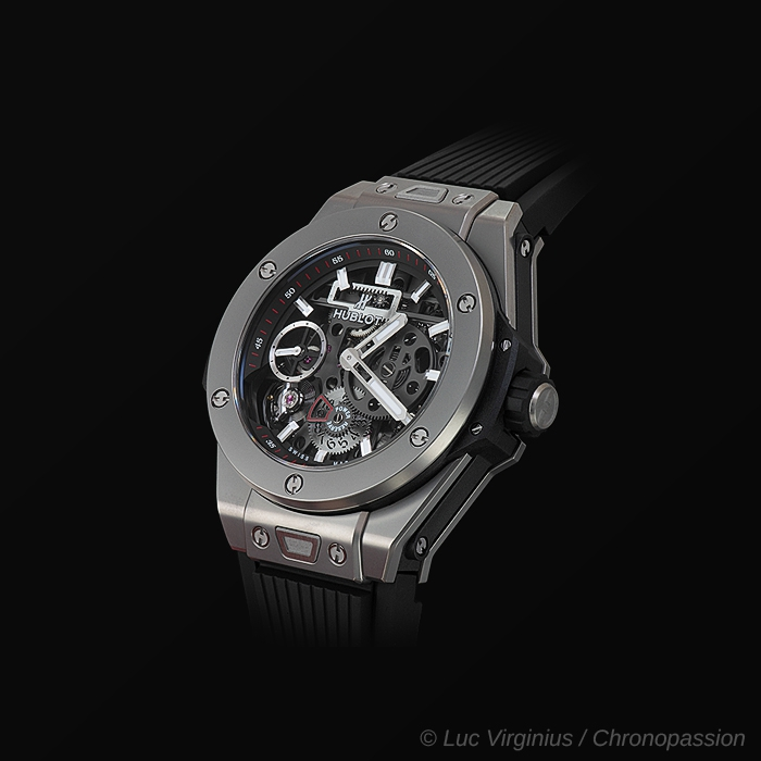 hublot -  Hublot BIG BANG MECA-10