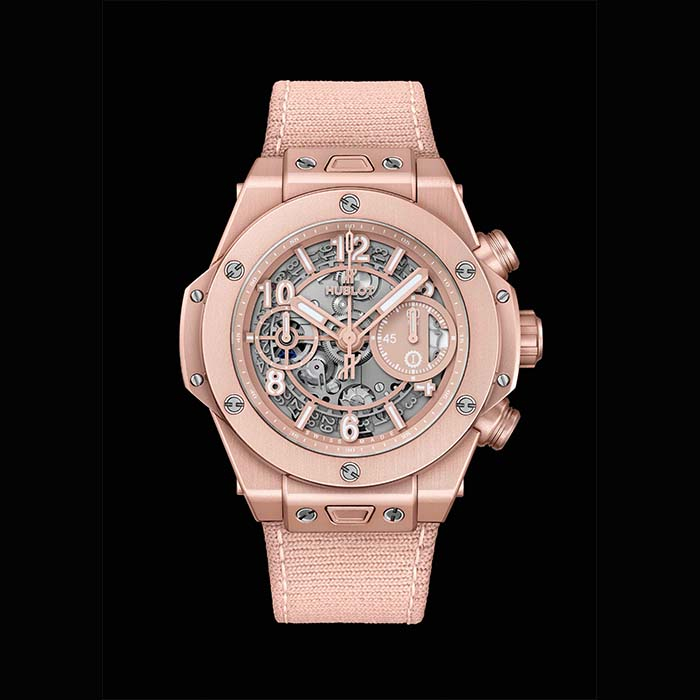 hublot -  HUBLOT BIG BANG MILLENNIAL PINK  441.UP.7320.NR.GIT20