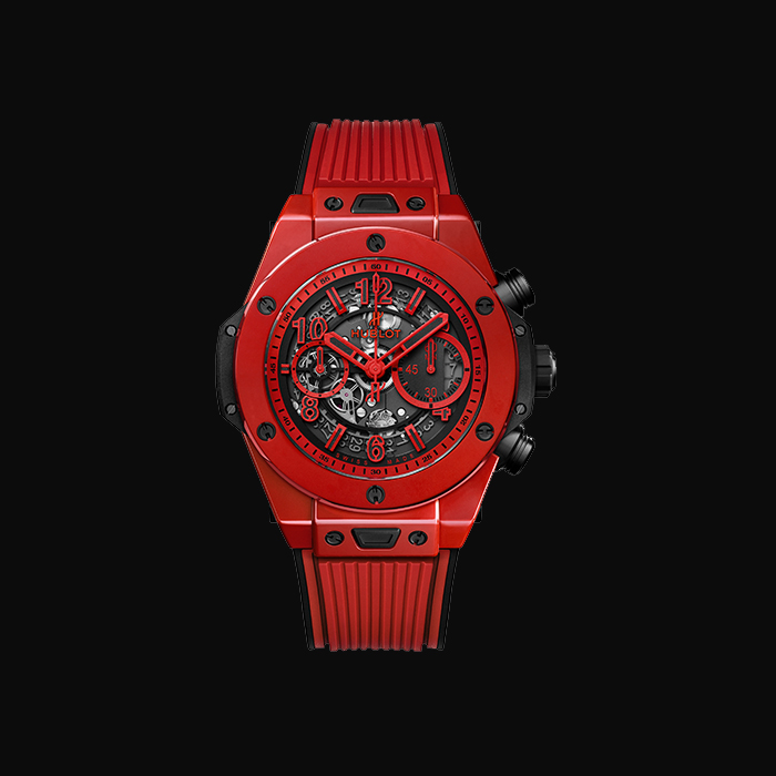 hublot - HUBLOT BIG BANG UNICO RED MAGIC 411.CF.8513.RX