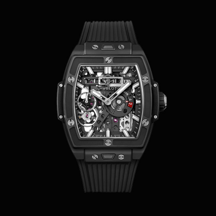 hublot - HUBLOT SPIRIT OF BIG BANG MECA-10 614.CI.1170.RX