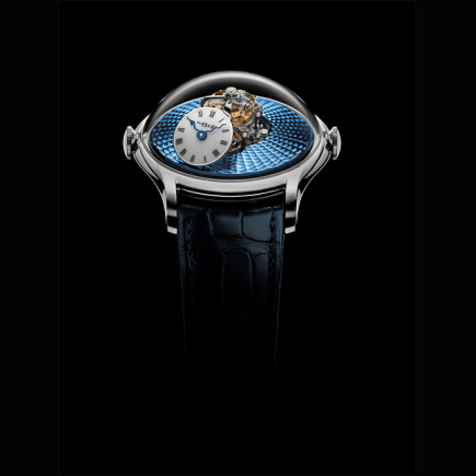 MB&F - MBF LM Flying T platine