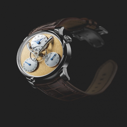 MB&F - MB&F LEGACY MACHINE SPLIT ESCAPEMENT