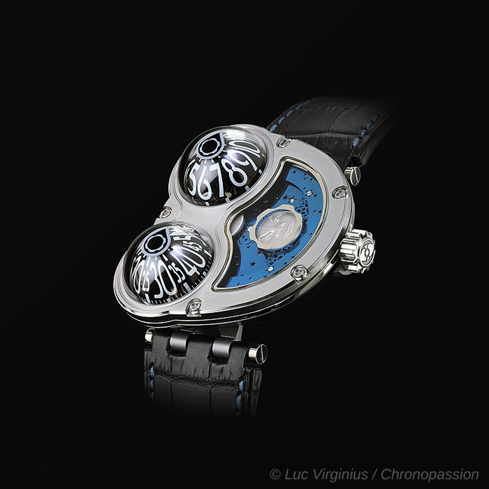 MB&F - MB&F Moon Machine