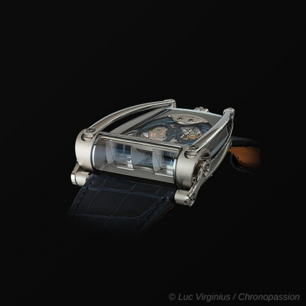 MB&F - MB&F , HM8 CAN-AM , or gris