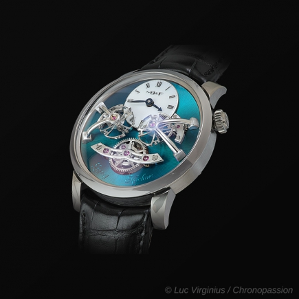 MB&F - Legacy Machine No 2 Titane