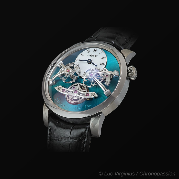 MB&F - MB&F Legacy Machine No 2 Titane