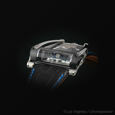 MB&F - MOONMACHINE 2 , MB&F + Stepan Sarpaneva