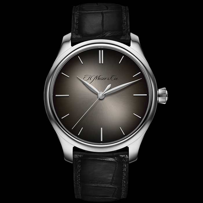 H Moser & Cie - H.MOSER ENDEAVOUR CENTER SECONDS 3200-0200