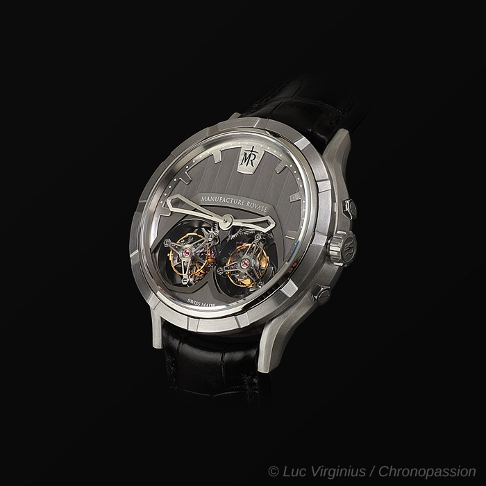 Manufacture Royale - 1770 MICROMEGAS