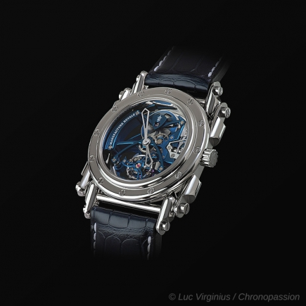 Manufacture Royale - Androgyne Royale Blue