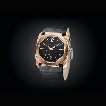 Bulgari - Bulgari octo FINISSIMO or rose 103286