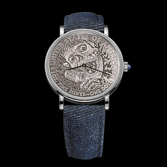 Corum - CORUM COIN WATCH (PIÈCE UNIQUE)