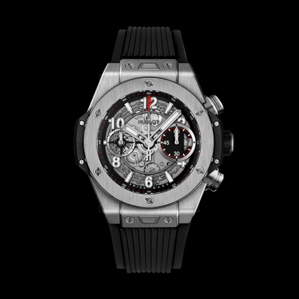 hublot - HUBLOT BIG BANG UNICO TITANE 42MM