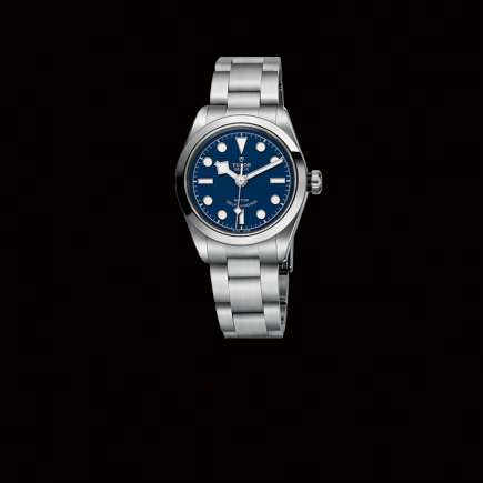 Tudor - Tudor Black Bay 32mm Cadran bleu  79580-003