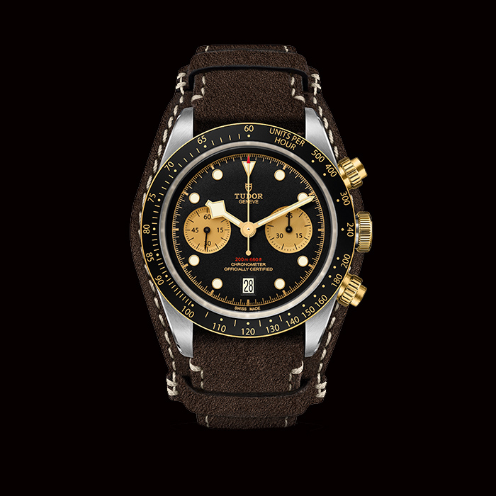 Tudor - Tudor BLACK BAY CHRONO S&G 79363N