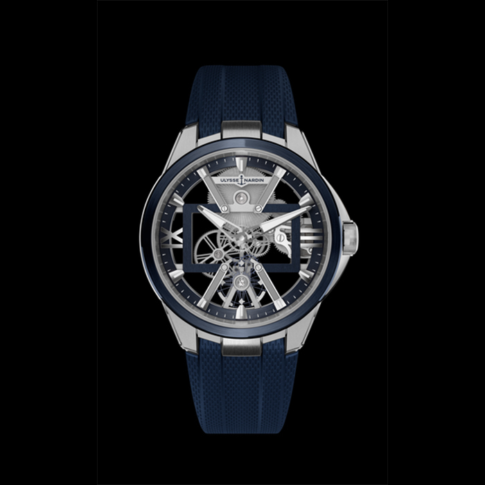 Ulysse Nardin - ULYSSE NARDIN EXECUTIVE TOURBILLON 1713-139/43