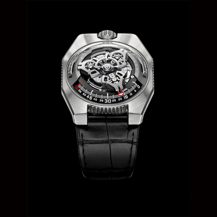 urwerk - URWERK Space Time, Iron, UR-100