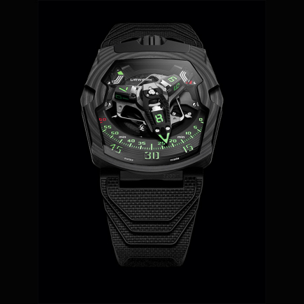 urwerk - Urwerk UR-220 The Falcon Project